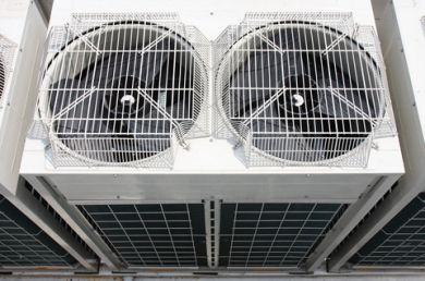 Airconditioning en ventilatie