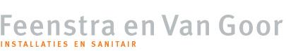 Logo Feenstra en Van Goor